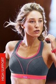 Sutien sport Shock Absorber S5044 Grey