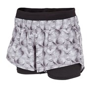 Pantalon scurt de dama 4F, material functional