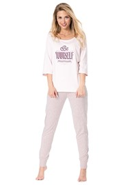 Pijama dama Be yourself
