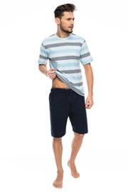 Pijama barbateasca Blue stripes