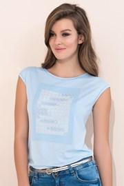 Bluza eleganta de dama Scarlet Blue