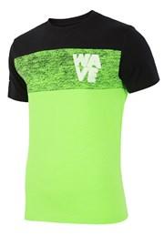 Tricou sport barbatesc 4f Wave verde