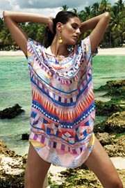 Rochie de plaja Cecille din colectia Vacanze