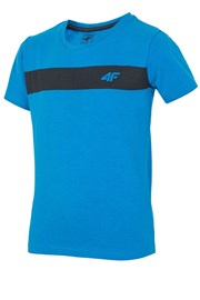 Tricou copii Blue 4F