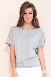 Bluza eleganta Zafira Grey