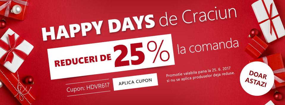 HappyDays -25 %