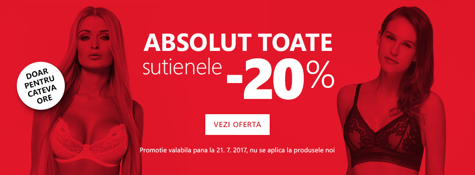Absolut toate situenele -20 %*