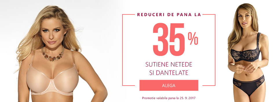 Sutiene -35 %