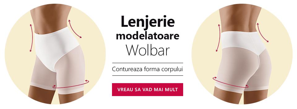 Lenjerie Modelatorare Wolbar