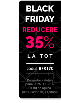 Black Friday -35 %.