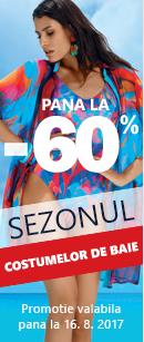 Costume de Baie reduceri de pana la 60 %!