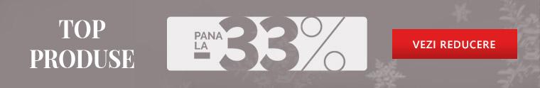 Top producele -33 %.