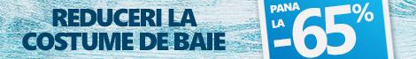 Costume de baie pana la -65 %